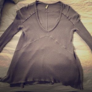 Free People Signature Top